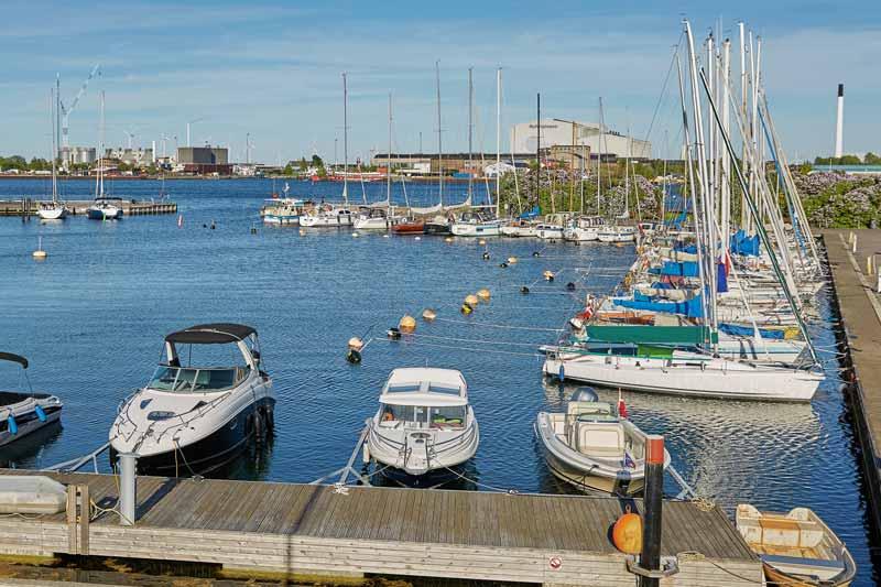 De hyggeligste lystbådehavne på Vestsjælland